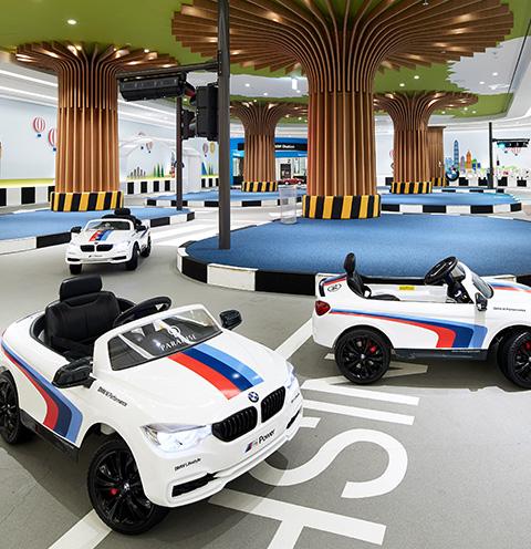 BMW 키즈 드라이빙
