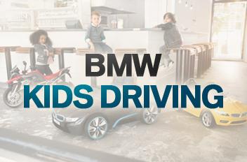 BMW KIDS DRIVING